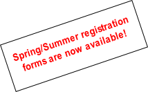 Spring/Summer registration